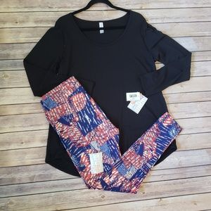 TC LuLaRoe Leggings